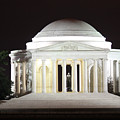Early Washington Mornings - The Jefferson Memorial by Ronald Reid