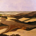 Earth And Dunes by Lena Shugar