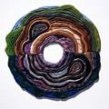 Earth Slice by Arla Patch