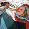 Eartha - Tile by Gloria Ssali