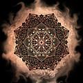 Earthy Mandala by Artful Oasis