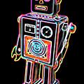 Easel Back Robot by DB Artist