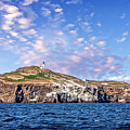 East Anacapa Island by Endre Balogh
