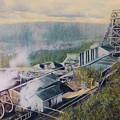 East Brookside Mine Shaft by Lori Deiter