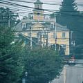 East Greenwich Rhode Island Waterfront Scenes by Alex Grichenko