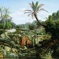 East Landscape Henryk Semiradsky by Eloisa Mannion