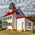 East Point Light -renovated by Nick Zelinsky