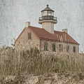 East Point Lighthouse by Debra Fedchin