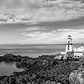 East Quoddy Lighthouse by Susan Garver