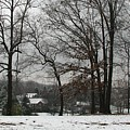 East Tennessee Winter by Todd Blanchard