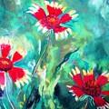 East Texas Wild Flowers by Melinda Etzold
