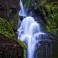 Eastatoe Falls Detail #8 by Matt Plyler
