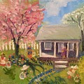 Easter At My House by Tina Swindell