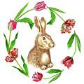Easter Background by Natalia Piacheva