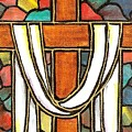 Easter Cross 6 by Jim Harris