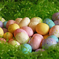 Easter Egg Nest by Methune Hively