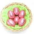 Easter Eggs V by Helen Northcott