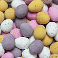 Easter Eggs Vi by Helen Northcott