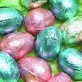 Easter Eggs Viii by Helen Northcott