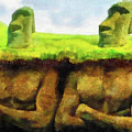Easter Island Truth by Leonardo Digenio