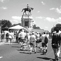 Easter On Monument Ave by Karen C