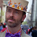 Easter Parade 2011 Straw Hat by Robert Ullmann