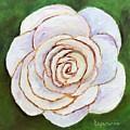 Easter Rose by Esperanza Arato