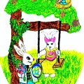 Easter Show Some Bunny Love by Jo-Ann Hayden