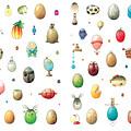 Eastereggs by Kestutis Kasparavicius