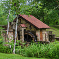 Eastern College - Water Mill by Bill Cannon