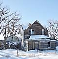 Eastern Montana Farmhouse by Chalet Roome-Rigdon
