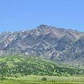 Eastern Sierra July by Jeffrey Hubbard