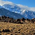 Eastern Sierras 2 by Duane Middlebusher