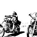 Easy Rider by Paul Scotland