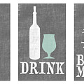 Eat Drink Be Merry by Misty Diller