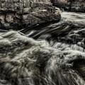 Eau Claire Dells Main Flow by Dale Kauzlaric