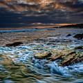 Ebb And Flow II by Rick Berk