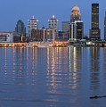 Ebb And Flow Of Louisville by Frozen in Time Fine Art Photography