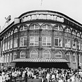 Ebbets Field, Brooklyn, Nyc by Photo Researchers