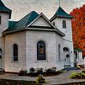 Ebenezer United Methodist Church by Todd Hostetter