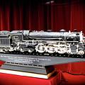 Ebony Train by The Art of Alice Terrill