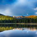 Echo Lake 4 by Angelina Vick