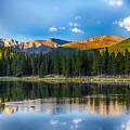 Echo Lake 5 by Angelina Vick
