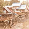 Eclectic Alaska by Jim Cook