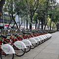 Ecobici by Andrew Dinh