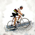 Eddie Merckx #2 by Karl Knox Images