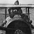 Eddie Rickenbacker - World War One - 1918 by War Is Hell Store