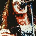 Eddie Vedder by Grant Van Driest