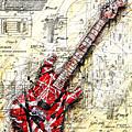 Eddie's Guitar 3 by Gary Bodnar