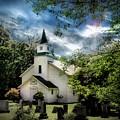 Eden Church by Michael Forte